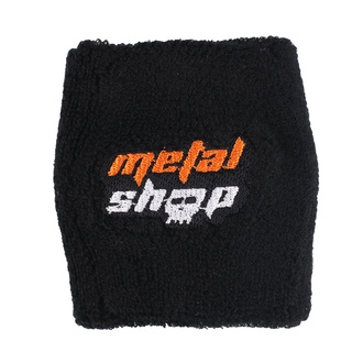 Wristband METALSHOP - BLACK - MB43 black
