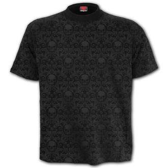 t-shirt men's - URBAN FASHION - SPIRAL - P004M143