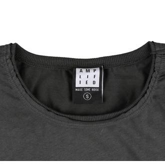 Women's t-shirt Guns N' Roses - Bullet - Charcoal - AMPLIFIED - ZAV770GRD