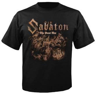 Metal T-Shirt men's Sabaton - TGW Hatching - NUCLEAR BLAST - 28135_TS
