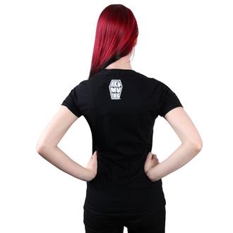 t-shirt hardcore women's - Tea Party - Akumu Ink - 16TW03