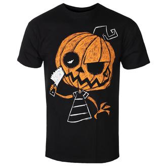 t-shirt hardcore men's - Sinister Smile 2 - Akumu Ink - 15TM06