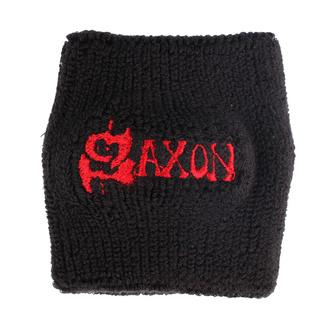 Wristband Saxon - Red Logo - RAZAMATAZ - WB210