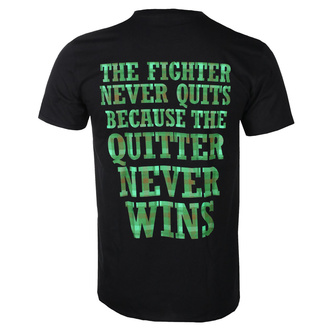 t-shirt metal men's Dropkick Murphys - Fighter Plaid - KINGS ROAD - 20116310