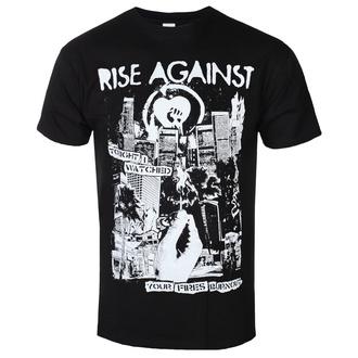 t-shirt metal men's Rise Against - Fires - KINGS ROAD - 20102067