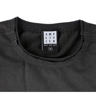 t-shirt metal men's Bob Marley - WILL YOU BE LOVED - AMPLIFIED - ZAV210C95