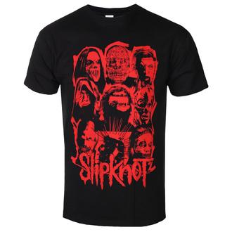 Metal T-Shirt men's Slipknot - WANYK Red - ROCK OFF - SKTS48MB