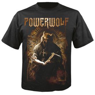 Metal T-Shirt men's Powerwolf - Stossgebet - NUCLEAR BLAST - 28131_TS