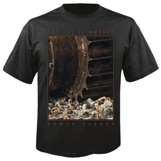 t-shirt metal men's Thy Art Is Murder - Human target - NUCLEAR BLAST - 27957_TS