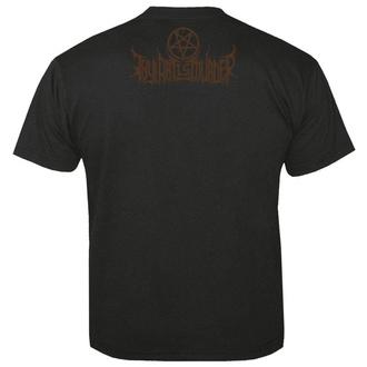 Metal T-Shirt men's Thy Art Is Murder - Human target - NUCLEAR BLAST - 27957_TS