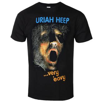 Metal T-Shirt men's Uriah Heep - VERY 'EAVY - PLASTIC HEAD - PH11376