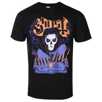t-shirt metal men's Ghost - WITCHBOARD - PLASTIC HEAD - PH11530