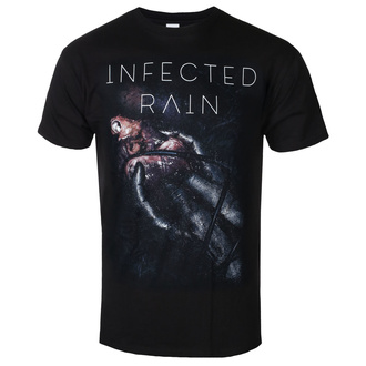 t-shirt metal men's Infected Rain - Endorphin - NAPALM RECORDS - TS_576