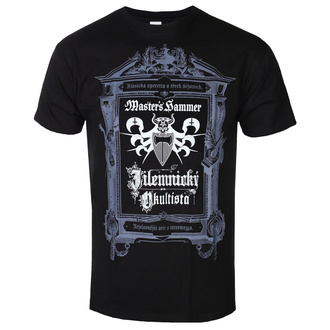 t-shirt metal men's Master´s Hammer - Jilemnice - NNM - MSH008