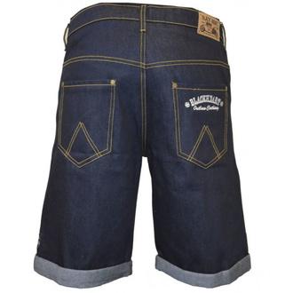 Men's shorts BLACK HEART - DENIM OUTLOW - DENIM - 005-0007-DNM