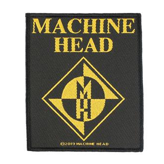 Patch Machine Head - Diamond Logo - RAZAMATAZ - SP3093
