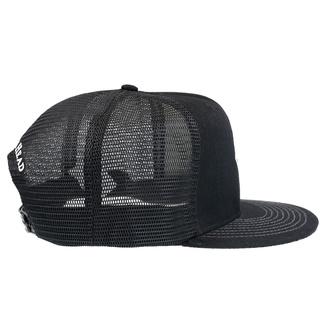 Cap Machine Head - Diamond - Black - RTMHSBCBDIA