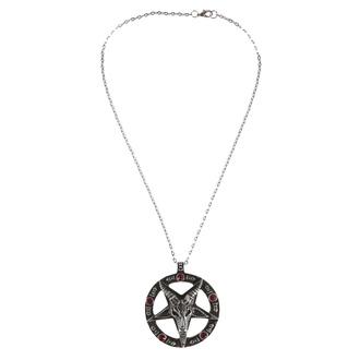 Pendant necklace Baphomet - LSF4 01