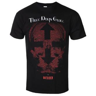 Men's t-shirt THREE DAYS GRACE - SKULL - PLASTIC HEAD - PHD3DGTSBSKU