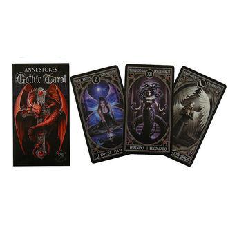 tarot cards Anne Stokes - Gothic Tarot, ANNE STOKES