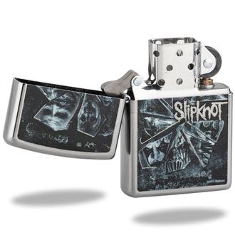 lighter ZIPPO - Slipknot - NO. 6, ZIPPO, Slipknot