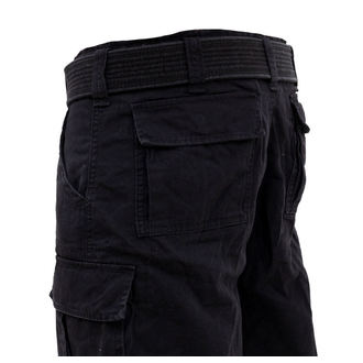 shorts SURPLUS - DIVISION SHORT - BLACK - 07-5598-63