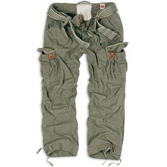 pants men SURPLUS - PREMIUM VINTAGE TR. - OLIV - 05-3597-61