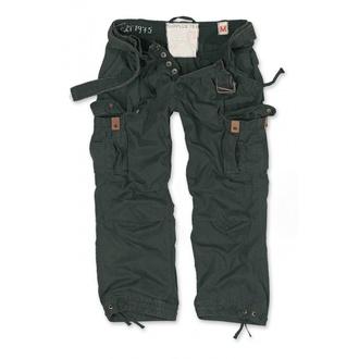 pants men SURPLUS - PREMIUM VINTAGE TR. - BLACK - 05-3597-63