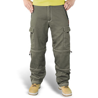 pants SURPLUS - Trekking Trouser - OLIV, SURPLUS