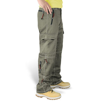pants SURPLUS - Trekking Trouser - OLIV, SURPLUS