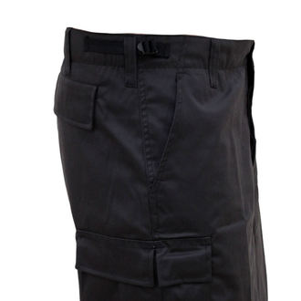 shorts men SURPLUS - COMBAT SHORT - BLACK - 05-5581-03