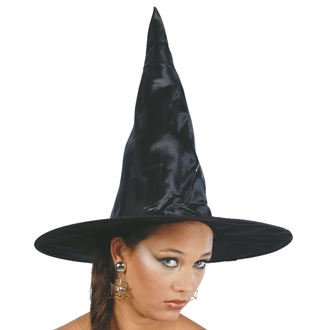 Halloween Witch Hat  BLACK WITCH