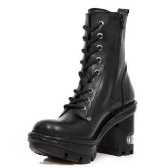 high heels women's - ITALI NEGRO NEOTYRE - NEW ROCK, NEW ROCK