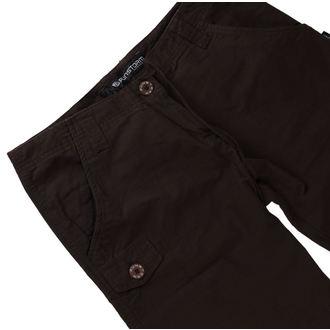 pants 3/4 women hip FUNSTORM - CONNIE - 04 BROWN