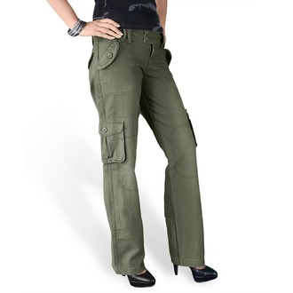 pants women SURPLUS - LADIES TROUSER - 33-3587-61, SURPLUS