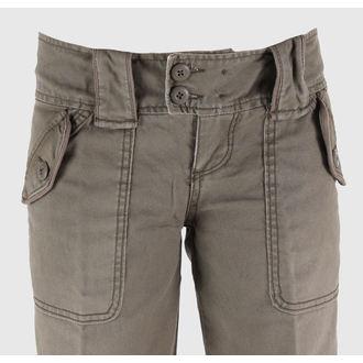 pants women SURPLUS - LADIES TROUSER - 33-3587-61 - OLIVE