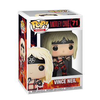 Statue/ Figure Mötley Crüe - POP! - Rocks - Vince Neil, POP, Mötley Crüe