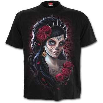 t-shirt men's - DAY OF THE DEAD - SPIRAL, SPIRAL