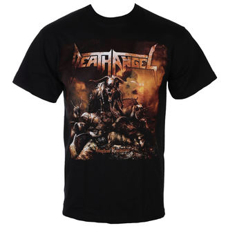 t-shirt metal men's Death Angel - Relentless - ART WORX, ART WORX, Death Angel