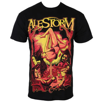 t-shirt metal men's Alestorm - Surrender the Booty - ART WORX, ART WORX, Alestorm