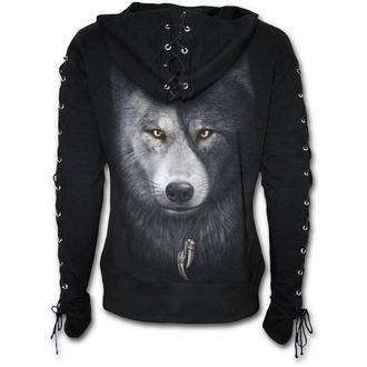 hoodie women's - WOLF CHI - SPIRAL, SPIRAL