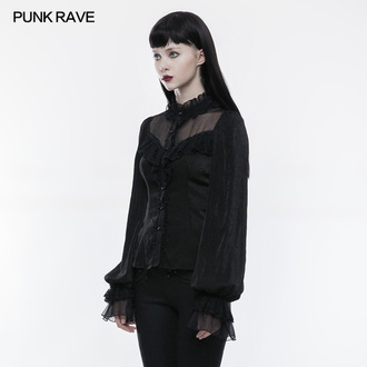 t-shirt gothic and punk men's - Gothic Lily - PUNK RAVE, PUNK RAVE