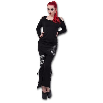 Women's Pants (Leggings with skirts) SPIRAL - PURE OF HEART - F029G459