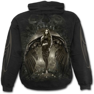 hoodie men's - DARK ANGEL - SPIRAL