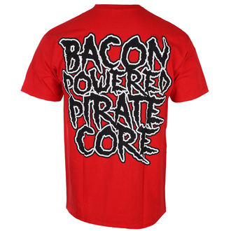 t-shirt metal men's Alestorm - Bacon Powered Pirate - ART WORX, ART WORX, Alestorm