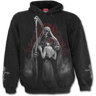 hoodie men's - DEAD KISS - SPIRAL, SPIRAL