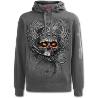 hoodie men's - ROOTS OF HELL - SPIRAL, SPIRAL