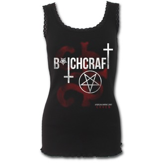 Top Women's SPIRAL - American Horror Story - COVEN - BITCHCRAFT, SPIRAL