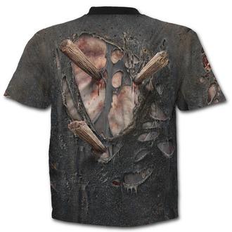 t-shirt men's - ZOMBIE WRAP - SPIRAL, SPIRAL