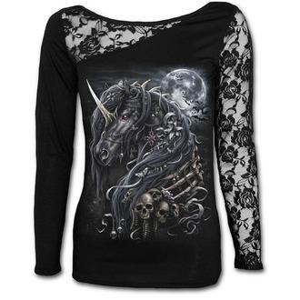 t-shirt women's - DARK UNICORN - SPIRAL, SPIRAL